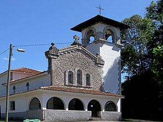 Triongo - Image: San Vicente de Triongo (Asturias)