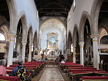 San giovanni in bragora, interno 01.JPG