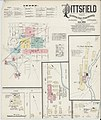 Sanborn Fire Insurance Map from Pittsfield, Berkshire County, Massachusetts. LOC sanborn03824 001-1.jpg