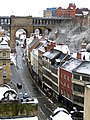 Sandhill, Newcastle Quayside from Tyne Bridge - geograph.org.uk - 1133183.jpg