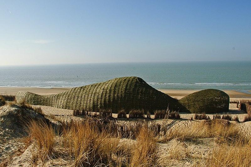 Sandworm by Marco Casagrande @ Wenduine, Belgium.jpg