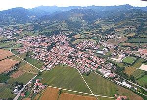 San Giustino - Image: Sangiustino veduta aerea