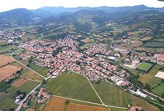 San Giustino Comune in Umbria, Italy