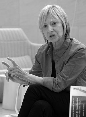 Sanja Iveković - Sanja Iveković in May 2012 (Photograph: François Besch)