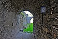 Sankt Georgen am Laengsee Taggenbrunn 11 Burgruine Inneres 10092011 234.jpg