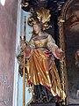 Sankt Wolfgang Kirche - Annenaltar St.Barbara.jpg