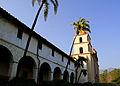 Santa Barbara Mission 2009.JPG