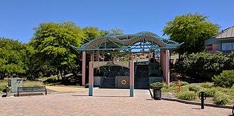 Santa Clarita station - The Santa Clarita station