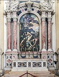 Santa Giustina (Padua) - Chapel of St. Daniel of Padua