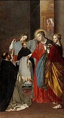 Saint Dominic in Soriano