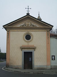 The Sanctuary of Madonna della Misericordia, in Vedano