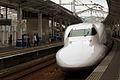 Sanyo Shinkansen type 700 (1849523659).jpg