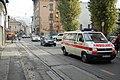 Sarajevo Tram-Line Mula-Mustafe-Baseskije 2011-11-08.jpg