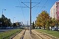 Sarajevo Tram-Line University 2011-10-18 (3).jpg
