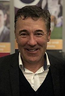 Dean Saunders Welsh footballer and manager