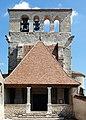 Savignac-sur-Leyze - Église Saint-Jean-Baptiste -3.JPG
