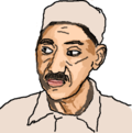 Sayid Qutb sketch.png