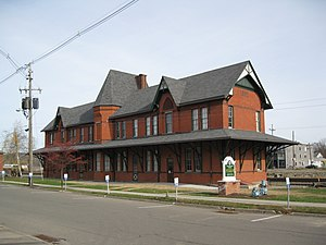Sayre, Pennsylvania - Sayre Historical Society Museum