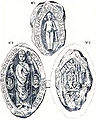 Sceaux extrait de Les Savoyards en Angleterre au XIIIe siècle et Pierre d'Aigueblanche évêque d'Héreford.jpg