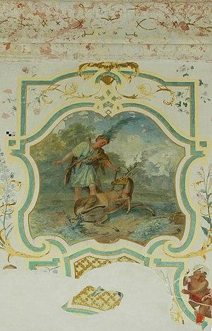 Johann Rudolf Byss - An example of Johann Rudolf Byss's painting.