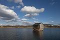 Schöner Frühlingstag am Großen Teich in Ilmenau.jpg