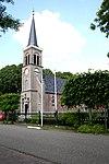 scherpenzeel (fr) - hervormde kerk