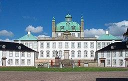 Fredensborgs slot