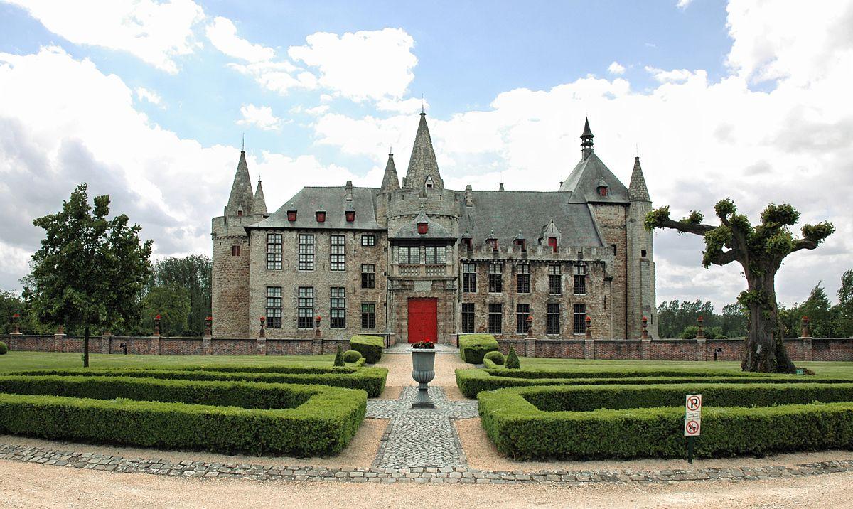 Schloss Laarne – Wikipedia