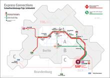 berlin schoenefeld airport map Berlin Schonefeld Airport Wikipedia berlin schoenefeld airport map
