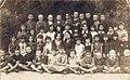 School children and their teachers, Jedwabne, 1933.jpg
