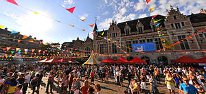 Schouwburgplein Kortrijk