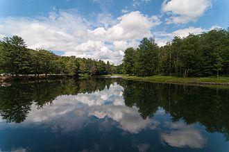 Allegany State Park - Science Lake