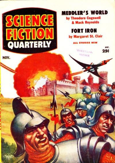 Science fiction quarterly 195511