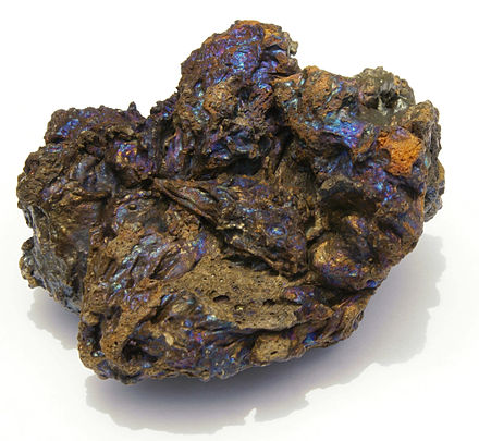 Basaltic scoria from Amsterdam Island in the Indian Ocean Scoria AmsterdamIsland 2 edit.jpg