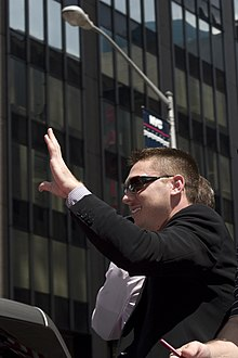 Scott Kazmir - All Star Game Red Carpet Parade.jpg