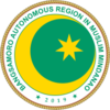 Official seal of Bangsamoro