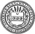 Seal of Kent County Delaware 1683.jpg