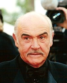 L'actor y productor escocés Sean Connery en una imachen de 2008.