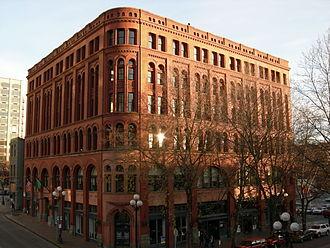 John and Donald Parkinson - The Interurban Building, 2007