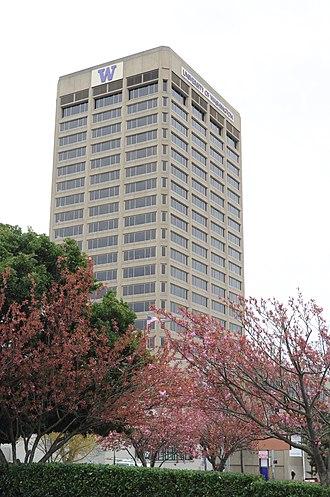 UW Tower - Image: Seattle UW Tower 01