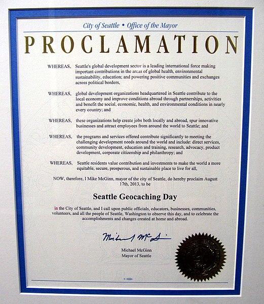File:Seattle Geocaching Day.jpg