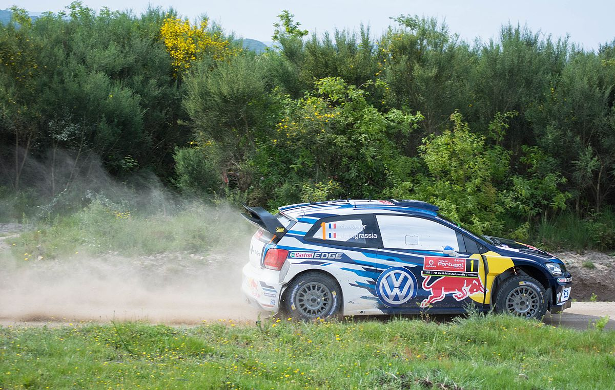 Volkswagen Polo R WRC - Wikipedia