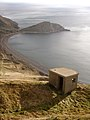 Second World War lookout above Worbarrow Bay, Isle of Purbeck - geograph.org.uk - 96339.jpg
