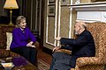Secretary Clinton With President Karzai (4312199572).jpg