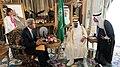 Secretary Kerry Meets With Saudi King Abdullah bin Abdulaziz Al-Saud (14333248199).jpg