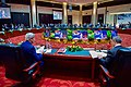 Secretary Kerry Sits With his Fellow Foreign Ministers at the National Convention Center in Vientiane (27944094884).jpg