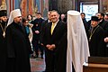 Secretary Pompeo Tours St. Michael's Cathedral in Kyiv (49470307041).jpg