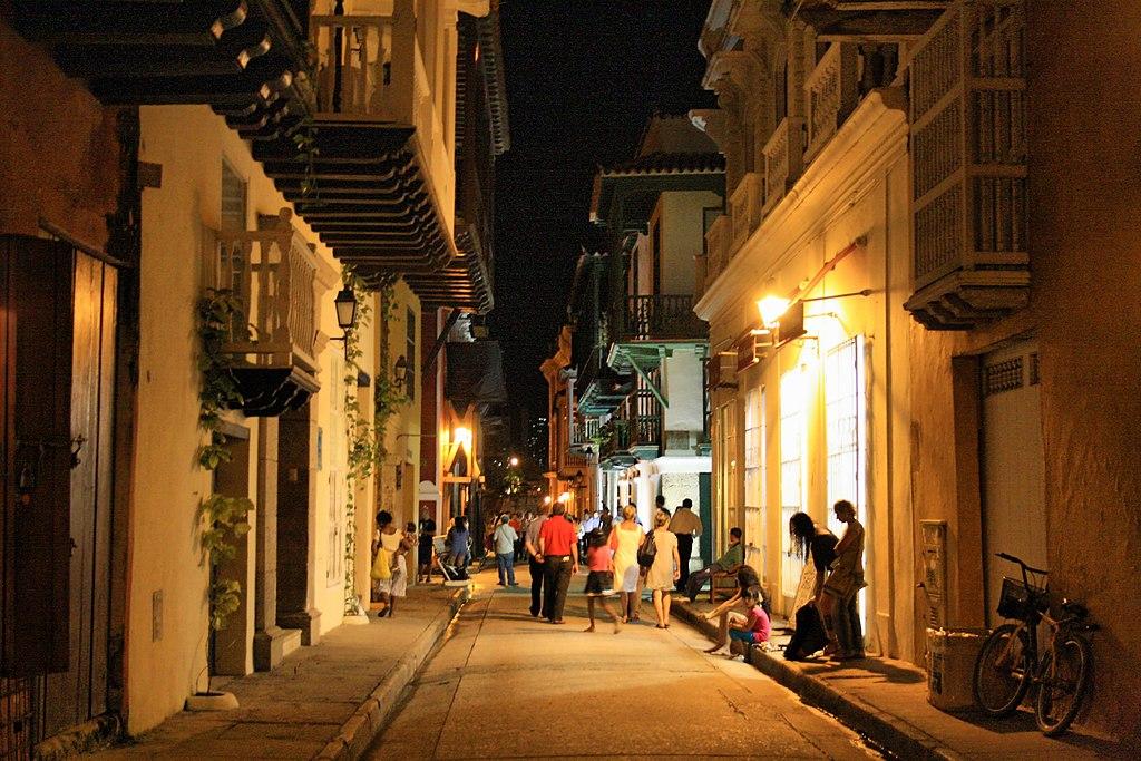Sector Antiguo de la ciudad de Cartagena de Indias 2