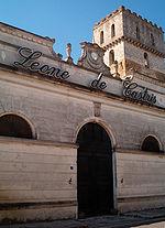 Sede dello stabilimento vinicolo Leone de Castris
