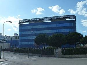Boletín Oficial del Estado - Image: Sede del B.O.E. (Madrid) 01